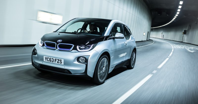 For the Planet: BMW i3