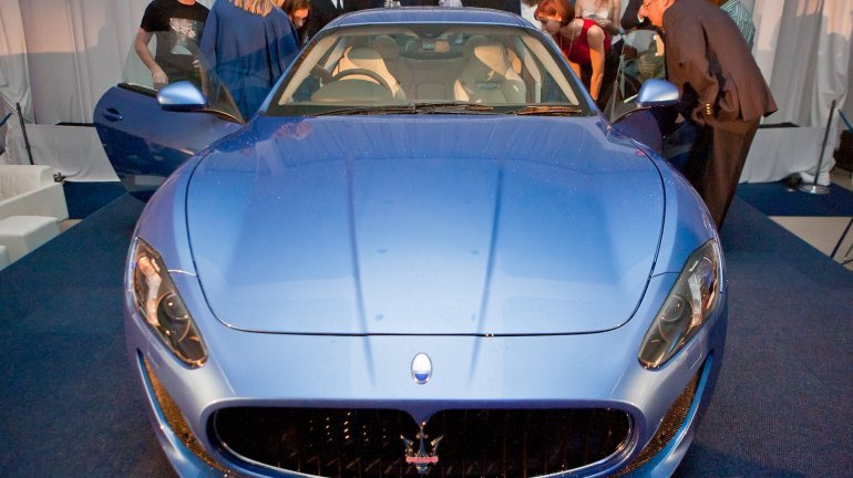 The Maserati GT Launch In Johannesburg Was An Extravagant Affair Where  Guest Were Treated To The Car Being Revealed By Driving Through A Water  Wall.
