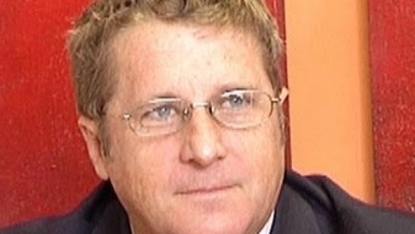 Brenthurst Foundation Executive Director Dr. Greg Mills