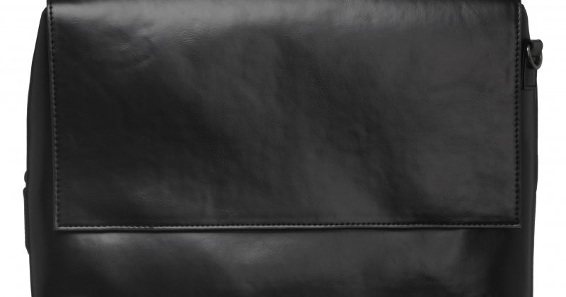 River Island R779 Black Flap Over Messenger Bag, Exclusively Available at Flagship and Selected Edgars Stores