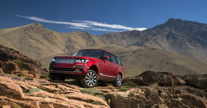 For the Heart: Range Rover Sport