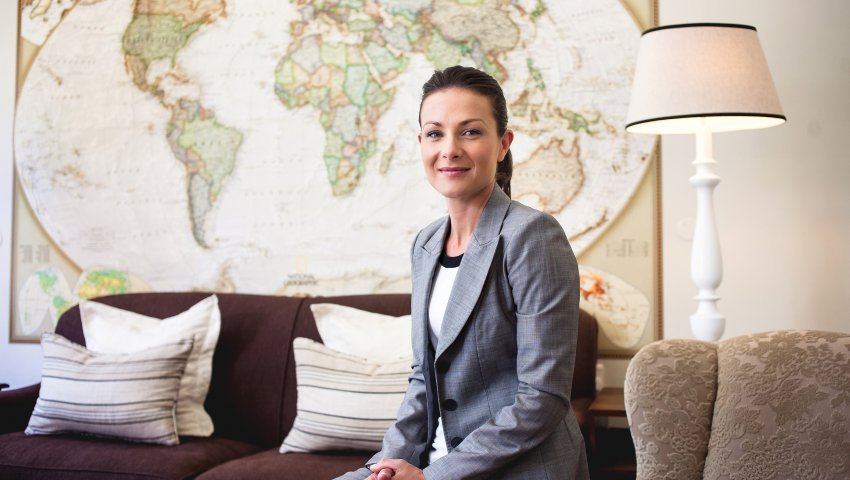 Yvonne Wakefield