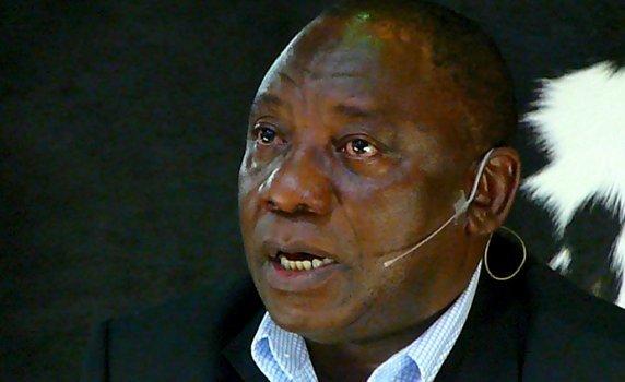 ProudSA - Cyril Ramaphosa
