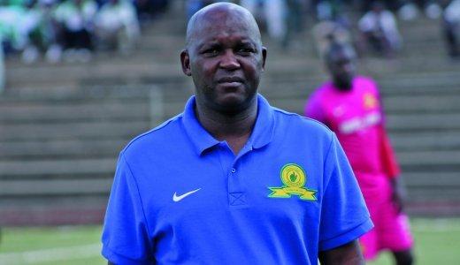 Former Bafana Bafana and Mamelodi Sundowns coach Pitso Mosimane