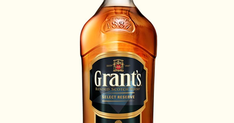 Grant's Select Reserve comes to South Africa