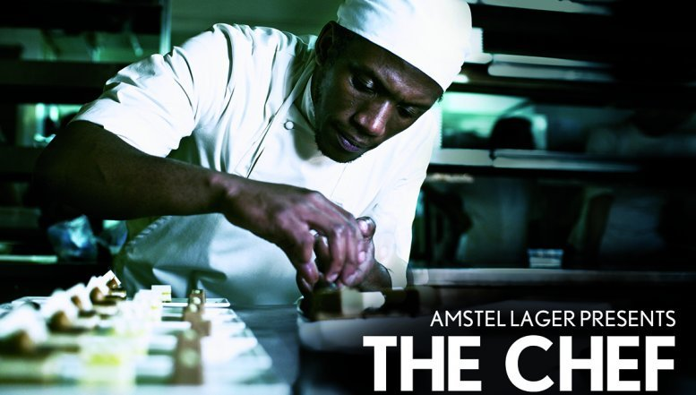 Amstel Lager new TV commercial, The Chef.