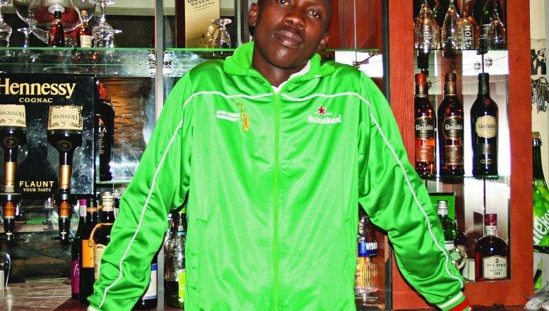 Dinangwe manager, Sipho Dlamini.