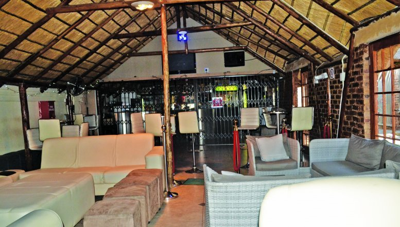 The Vaal Monate Cafe in Evaton North.