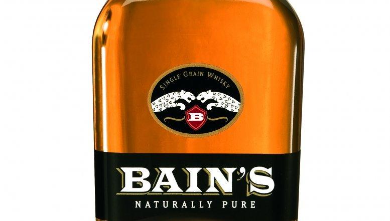 Bain's, Grain Whisky.