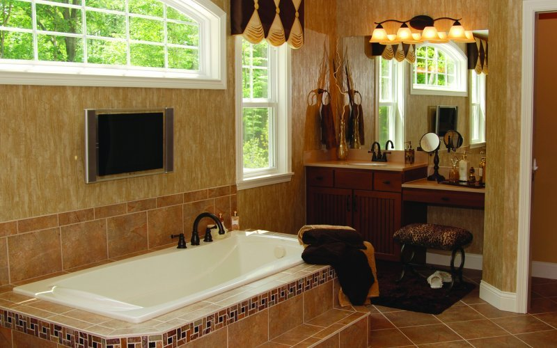 Revamping your bathroom will improve and add to the appeal of your home.