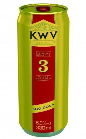 KWV3 and Cola
