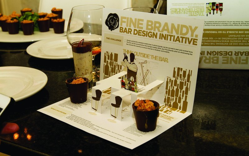Fine Brandy Bar Initiative Competition.