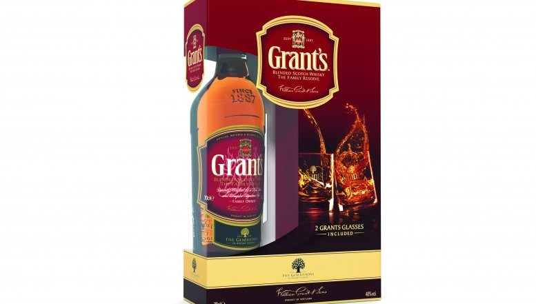 Grant's 2015 Christmas pack