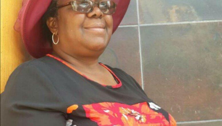 Fanny Mokoena (63) of Fanny's Restaurant and Caterers