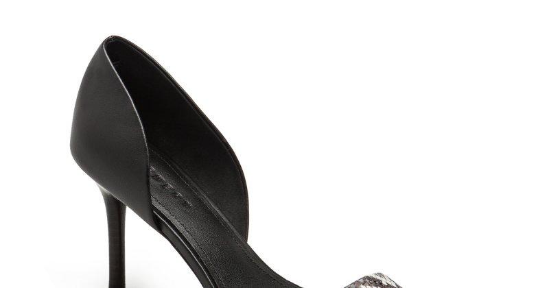 Toni D'Orsay heel, R1299, Trenery