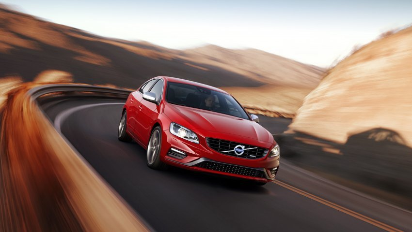 For the Head: Volvo S60 D4 R-Design