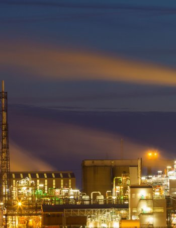 A titanium dioxide manufacturing plant, Hartlepool, England, UK.jpg
