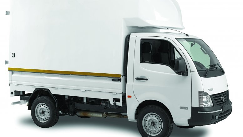Tata Super Ace.
