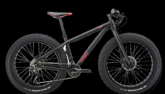 The Silverback Scoop Fatty Fat Bike