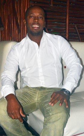 Hlogi Makau,owner of Caprivi in Tembisa.