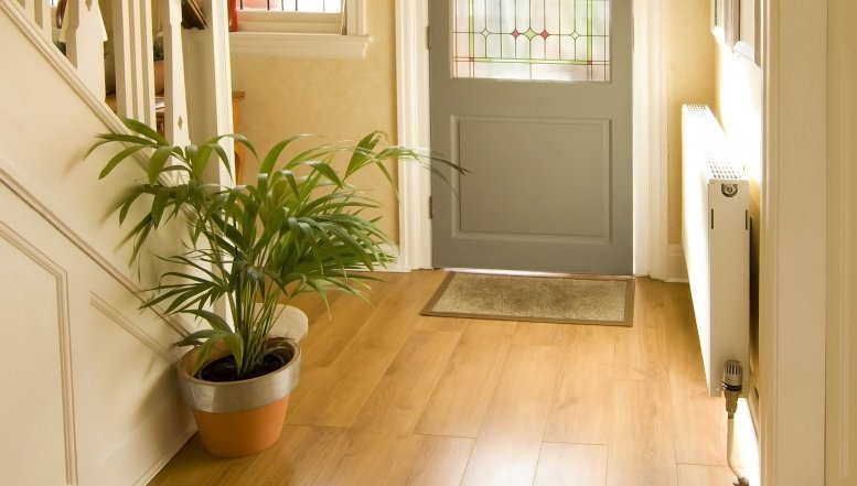 Replacing old, worn or outdated carpets with a wooden floor can transform a room instantly.