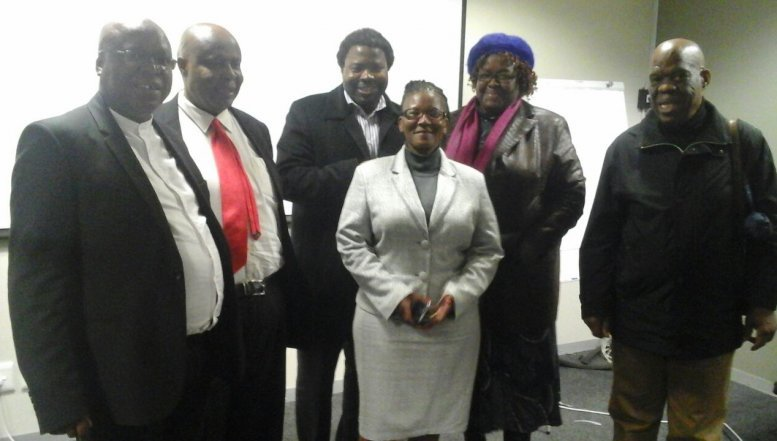 Ms Fanny Mokoena, President of NTHA and Chairperson of GLF