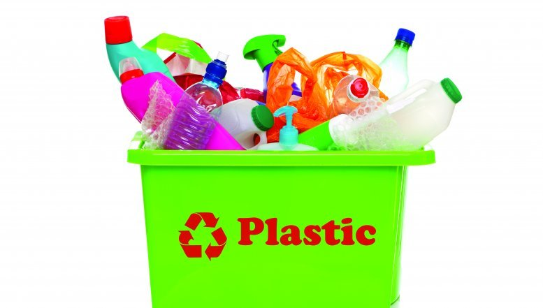 Plastic recycling is the future.