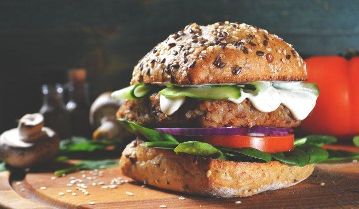 Carnivores get a Taste for Plant-Based Food