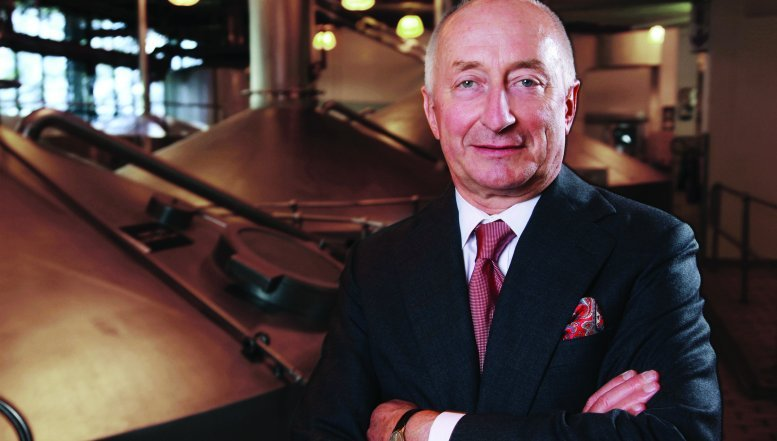 SABMiller bids farewell to Graham Mackay.