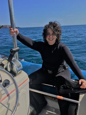 SharkSafe Barrier Sara Andreotti