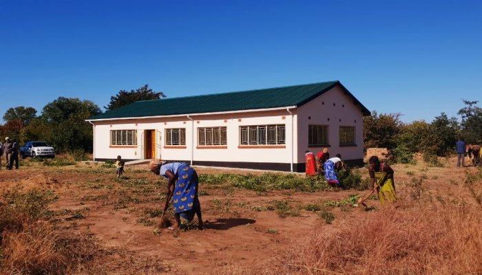 Health Centre in Maunga Community, Zambia