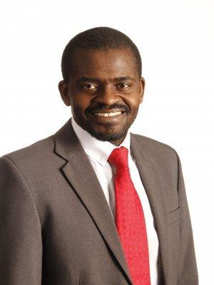 Dr. Frank Magwegwe