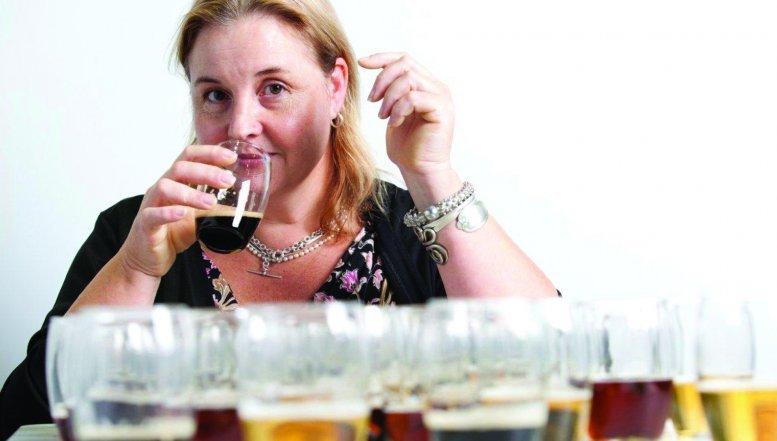 SAB consumer science and sensory manager, Frieda Dehrmann.