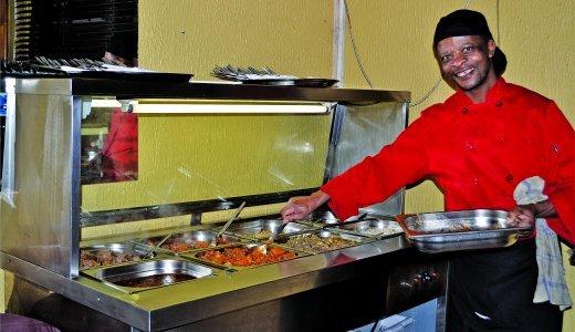 Sakhumzi Chef Life Ndlovu