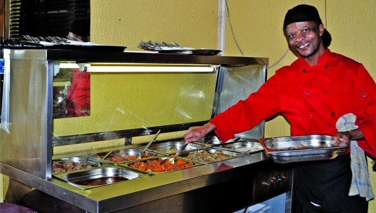 Sakhumzi Chef Life Ndlovu.