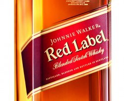 Johnnie Walker Red Label - the new look