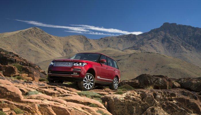 For the Heart: Range Rover Sport