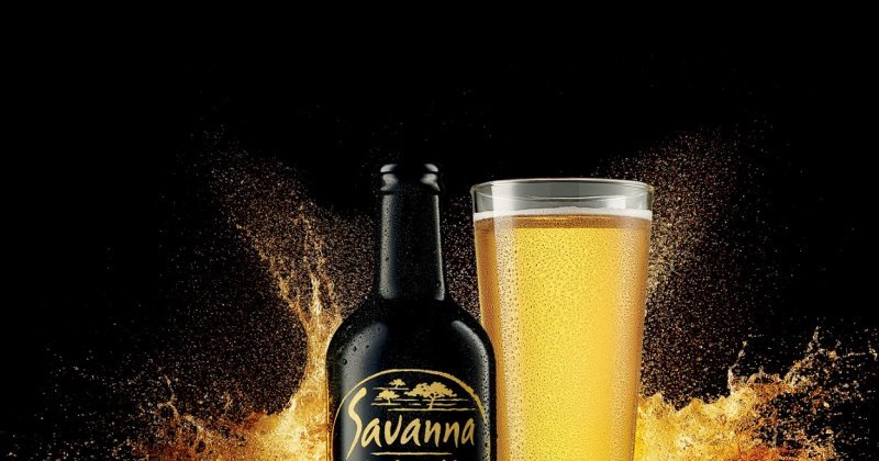 Welcome to the dark side with Savanna's premium apple cider