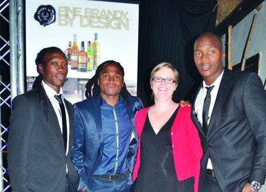 Reneilwe Letsolonyane, Siphiwe Tshabalala, Caryl Kolk and Mougan Goud EDIT.jpg