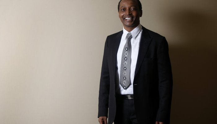 Patrice Motsepe. The Motsepe Foundation, alongside Sanlam, African Rainbow Capital and African Rainbow Minerals, donated R1 billion.