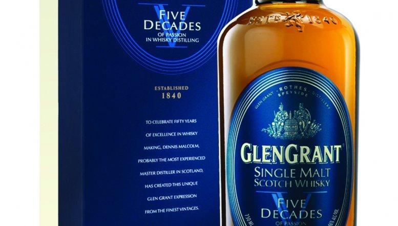 Glen Grant's Five Decades