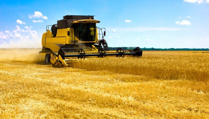 Technological leaps like the combine harvester have replaced many jobs