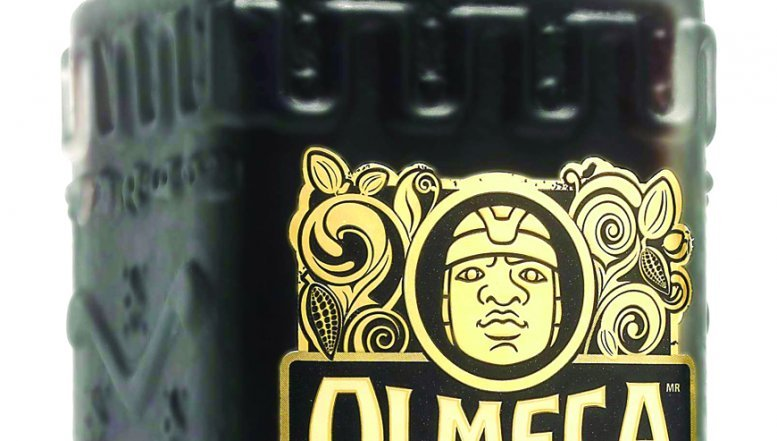 Olmeca fusion dark chocolate.