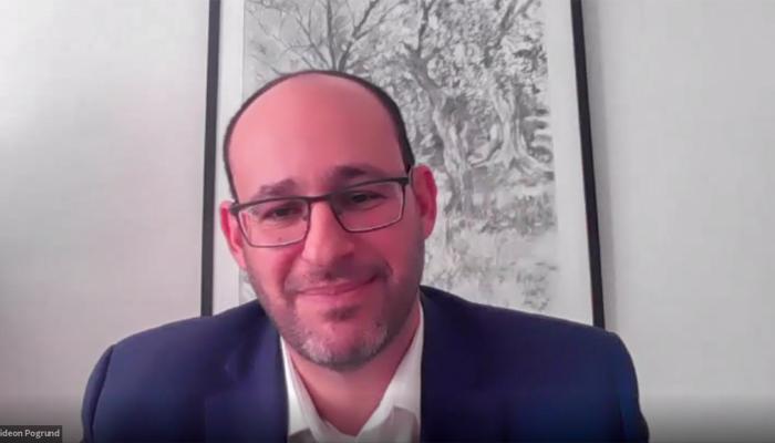 Rabbi Gideon Pogrund