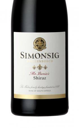 Simonsig Mr.Borio's Shiraz