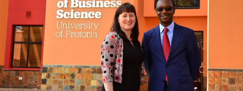 New UP VC visits GIBS
