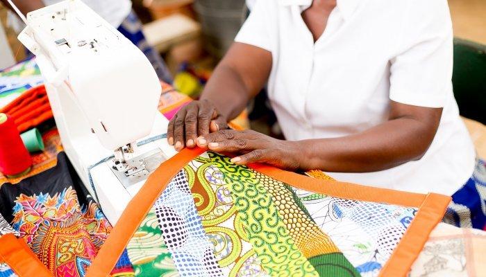 Thandanani Sewing Project
