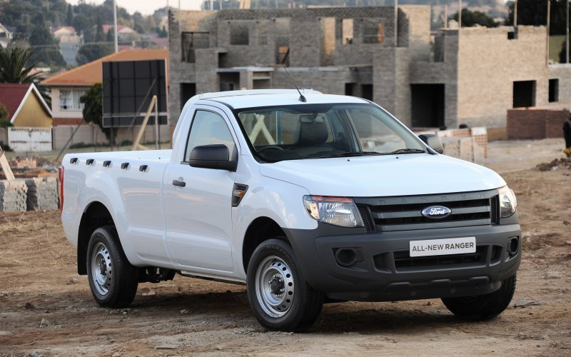 Ford's Ranger Single Cab 3.2TDCi