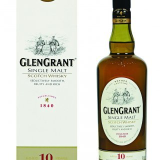 Glen Grant 10 Year Old.