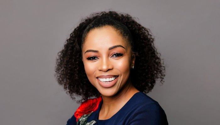 Phuti Mahanyele-Dabengwa, CEO of Naspers SA